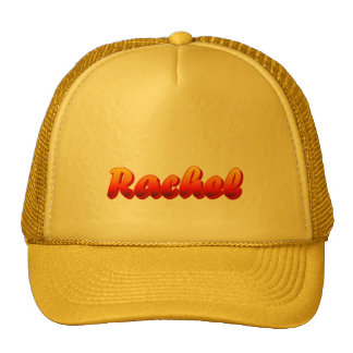 Rachel mesh hat