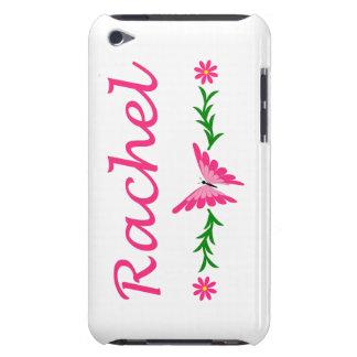 Rachel (Pink Butterfly) Case-Mate iPod Touch Case