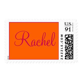 Rachel Stamps