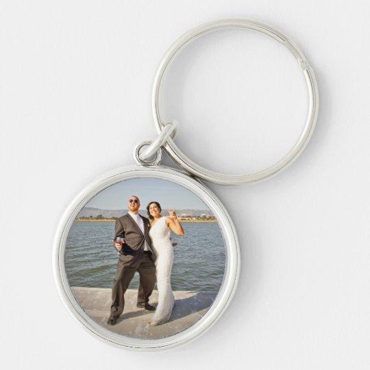 Rachel & Rob's Wedding Keychain