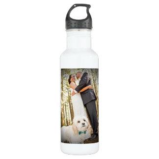 Rachel & Rob's Wedding Water Bottle