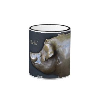 RACHEL THE PIGGY BANK Mug