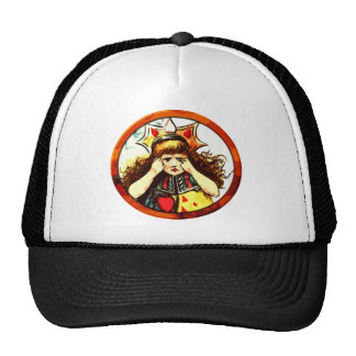 Rachel the Queen of Hearts upset Trucker Hat