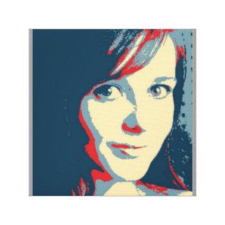 Rachele Canvas Stretched Canvas Prints