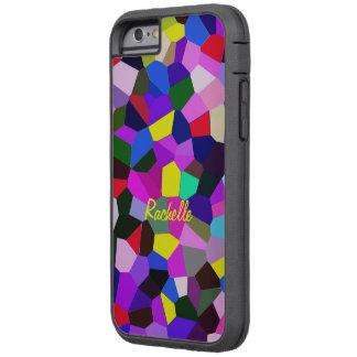 Rachelle Multicolored iPhone case
