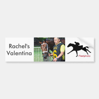 Rachel's Valentina - Mother Goose Bumper Sticker