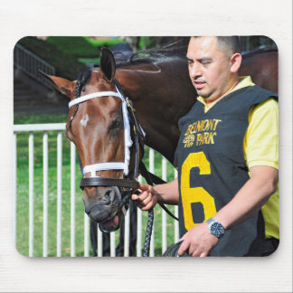 Rachel's Valentina - Mother Goose Mouse Pad
