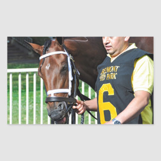 Rachel's Valentina - Mother Goose Rectangular Sticker