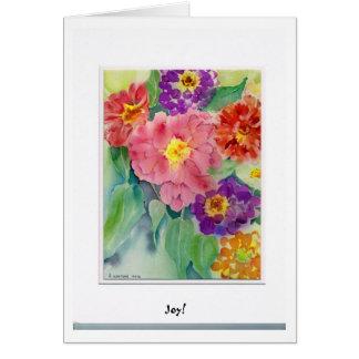 Rachel's Zinnia's Cards