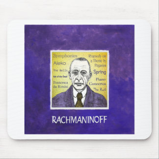 Rachmaninov Mouse Pads