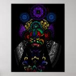 rachys mask print
