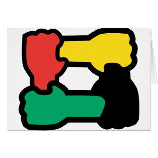 Racial Harmony Card