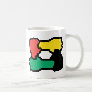 Racial Harmony Classic White Coffee Mug
