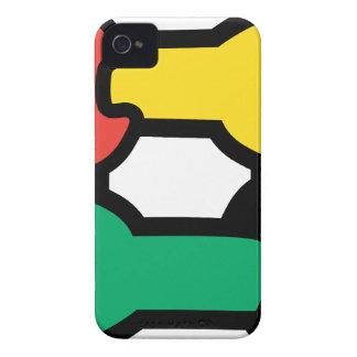 Racial Harmony iPhone 4 Cases