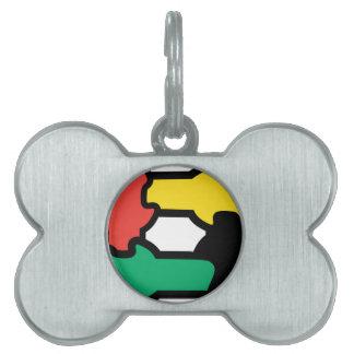 Racial Harmony Pet ID Tags