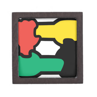 Racial Harmony Premium Keepsake Box
