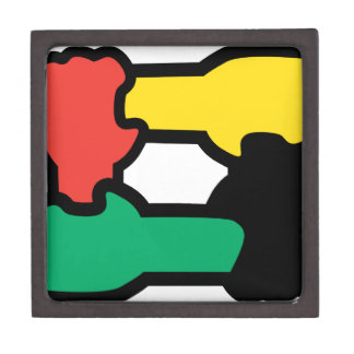 Racial Harmony Premium Trinket Box