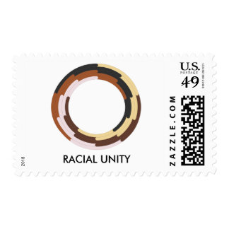 Racial Unity Stamp