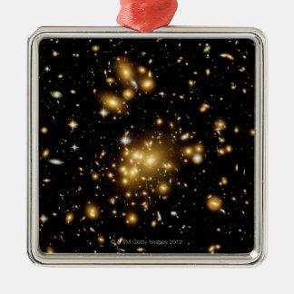 Racimo Abell 1689 de la galaxia Ornamentos De Navidad