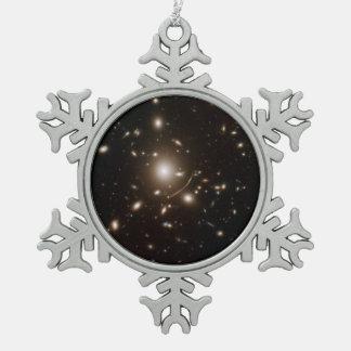 Racimo Abell 383 de la galaxia de Lensing Adornos