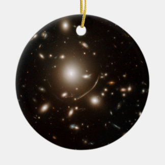 Racimo Abell 383 de la galaxia de Lensing Ornamento De Reyes Magos
