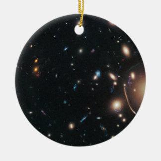 Racimo Abell 383 de la galaxia Ornamento Para Arbol De Navidad