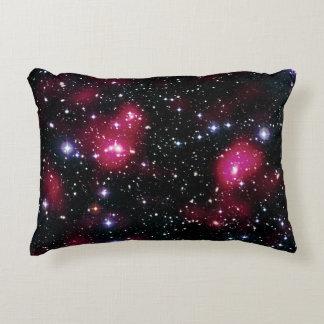 Racimo Abell 901/902 de la galaxia Cojín Decorativo