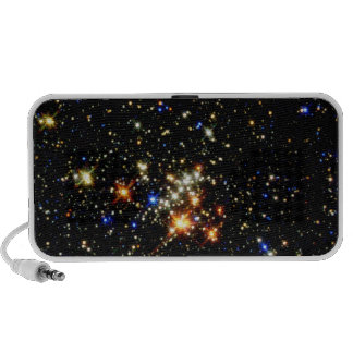 Racimo de estrellas mini altavoces