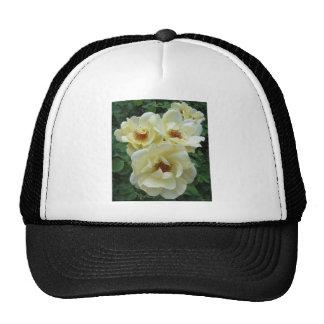 Racimo de flor gorras de camionero