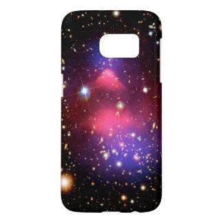 Racimo de la bala del telescopio espacial de fundas samsung galaxy s7