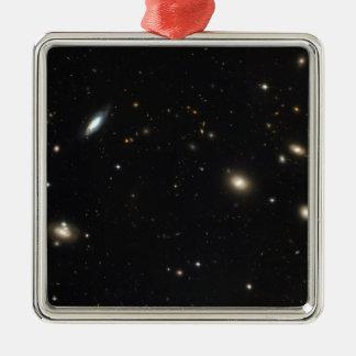 Racimo de la coma de galaxias adorno