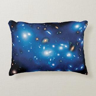 Racimo de la galaxia de Abell 2744 Pandora Cojín Decorativo