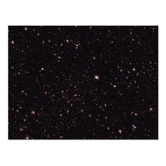 Racimo de la galaxia de Abell 315 del toner ancho Postal