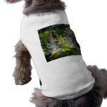 Racimo del Wildflower Camisetas De Perro