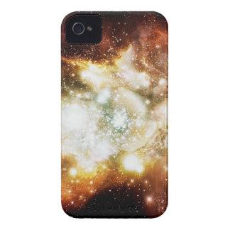 Racimo estupendo del nacimiento de la estrella iPhone 4 Case-Mate cárcasa