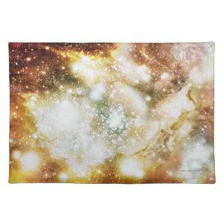Racimo estupendo del nacimiento de la estrella mantel