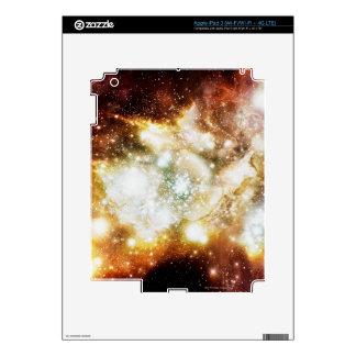 Racimo estupendo del nacimiento de la estrella pegatina skin para iPad 3