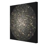 Racimo globular M13 2 Lona Envuelta Para Galerias