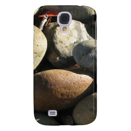 Racimo naturalmente fresco de Surfaces_Rocks&Shade Funda Para Galaxy S4