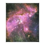 Racimo NGC 346 de la formación estelar Impresion De Lienzo