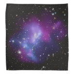 Racimo púrpura de la galaxia
