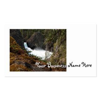 Racine Falls Business Card