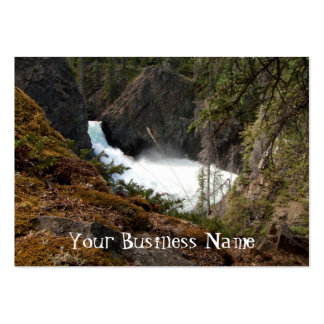 Racine Falls Large Business Card