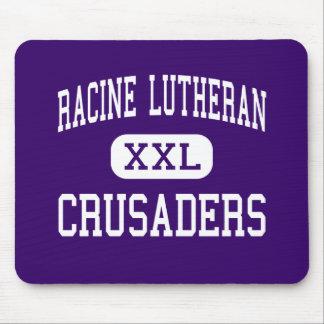Racine Lutheran - Crusaders - High - Racine Mouse Mat