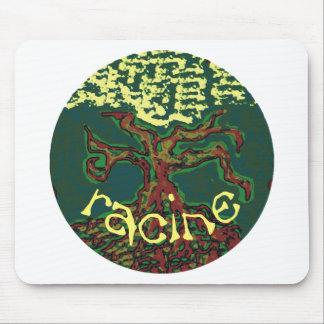 Racine Mouse Pad