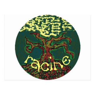 Racine Postcard