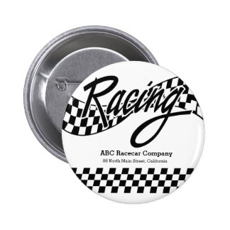 Racing 2 Inch Round Button