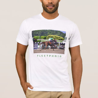 Racing at Belmont Park T-Shirt