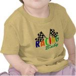Racing Baby Tee Shirts