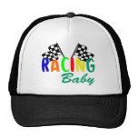 Racing Baby Trucker Hats